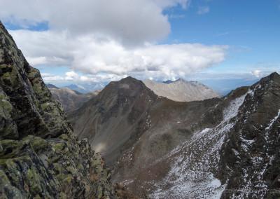 Panorama Klettersteig Kühtai