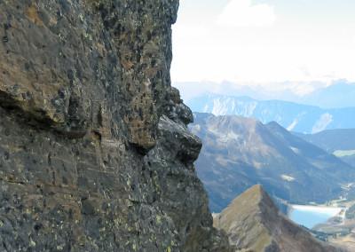 Erstbegehung Panorama Klettersteig
